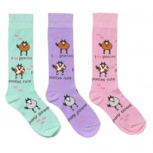 Ovation® Childs Pony Power Socks