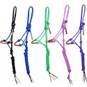 Leather Braid Nose Rope Halter