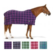 Centaur® Plaid 220G Fleece Sheet