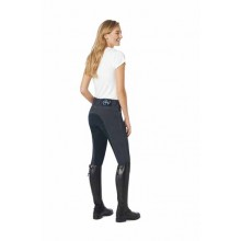 Ovation® Euro Melange Full Seat Breech - Ladies'
