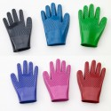 Eco Pure Rubber All Hands Grooming Glove