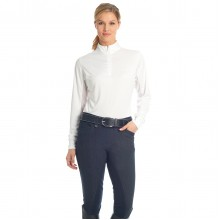 Ovation® Marilyn Melange™ Shapely Full Seat Breeches- Ladies'