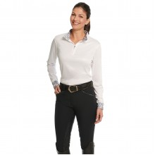 Ovation® Destiny Super-X GRIP Full Seat Breech- Ladies'
