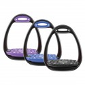 EOLE PRO Stirrups with Spikes