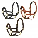Aramas® Double Raised Padded Halter- 1 Inch Wide