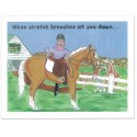 Note Cards-Stretch Breeches