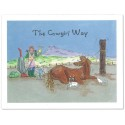 Note Cards-The Cowgirl Way