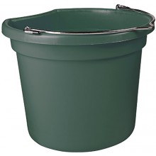 18 Qt. Economy Flat Back Bucket