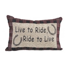 Fabric Pillow, Made in USA