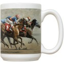 Mug- 15 oz. Ceramic Mug-Racing