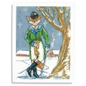Mr Fox Note Cards